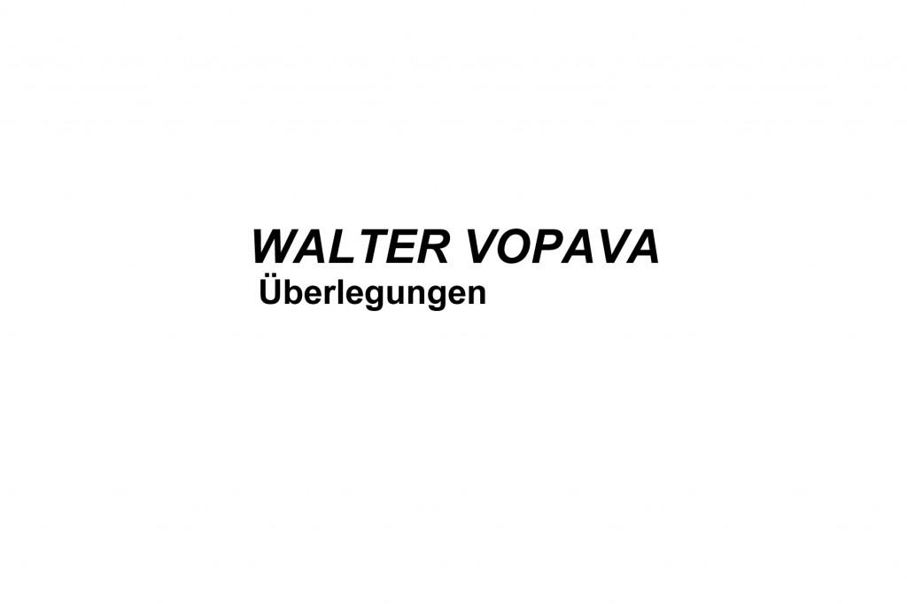 Walter Vopava – Überlegungen_Projektraum_Lucas_Cuturi_2011